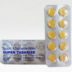 Cialis with Dapoxetine 60mg