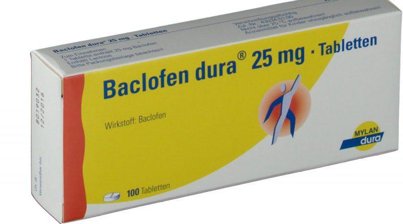 Baclofen 25mg