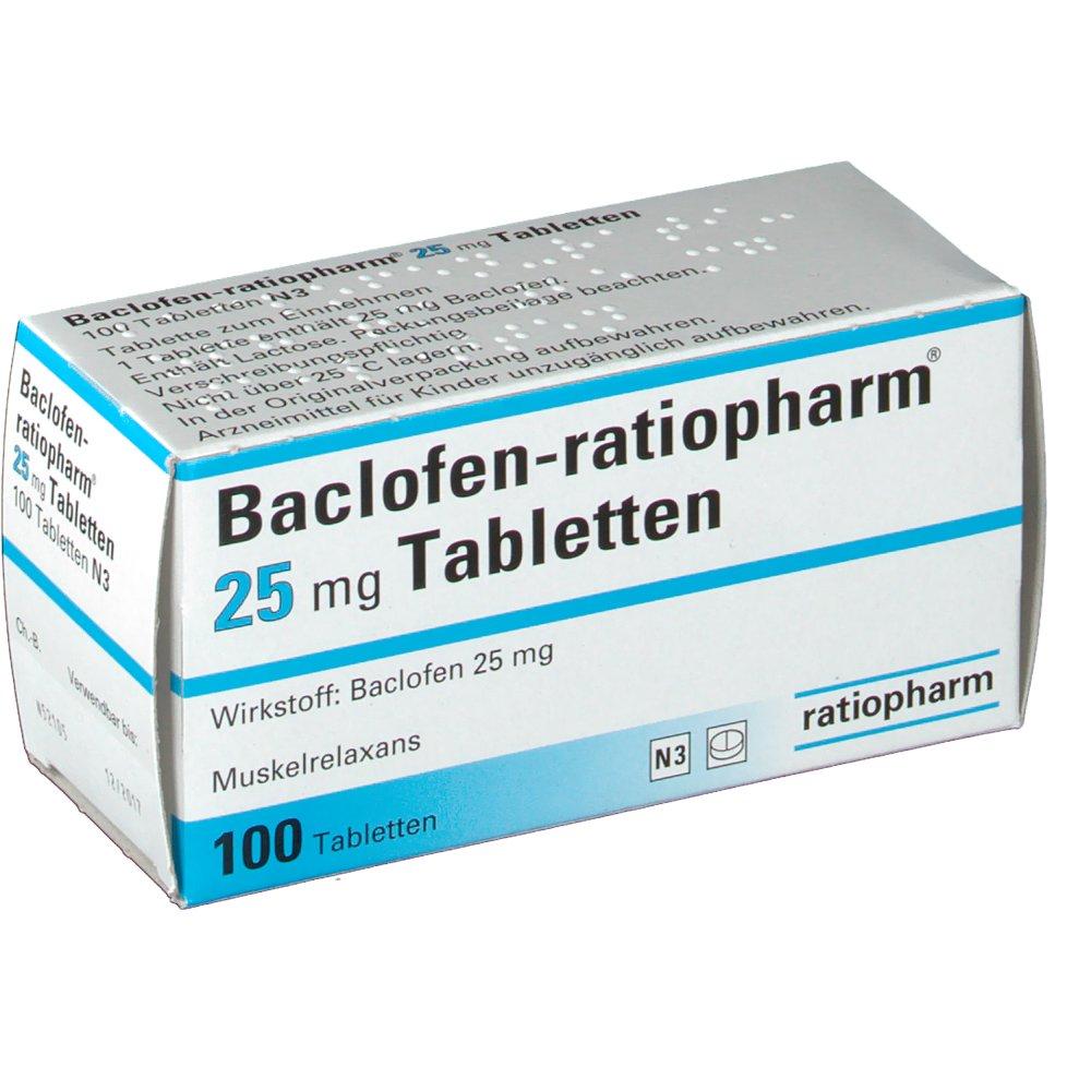 behandeling met baclofen