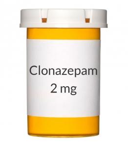 bijwerkingen clonazepam
