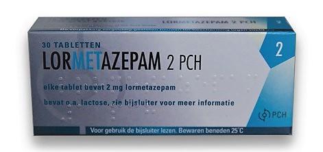 bijwerkingen lormetazepam