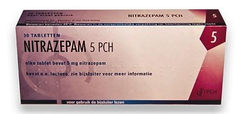gebruik van nitrazepam