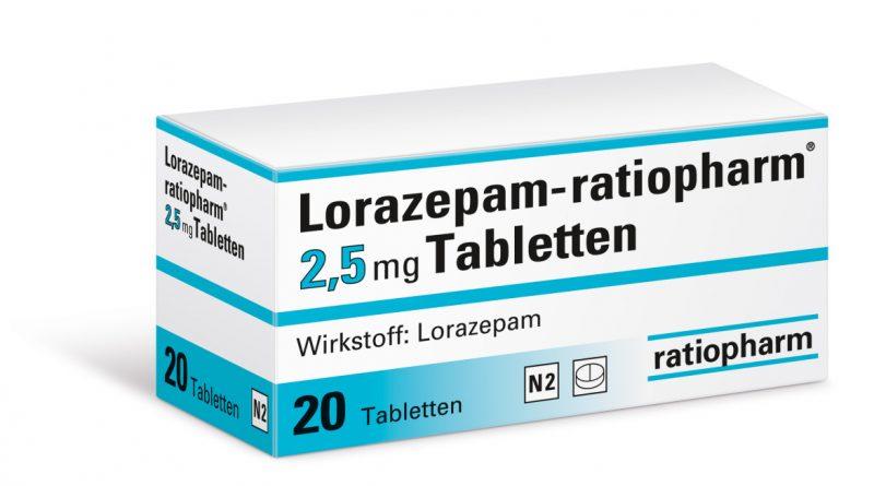lorazepam 2,5mg