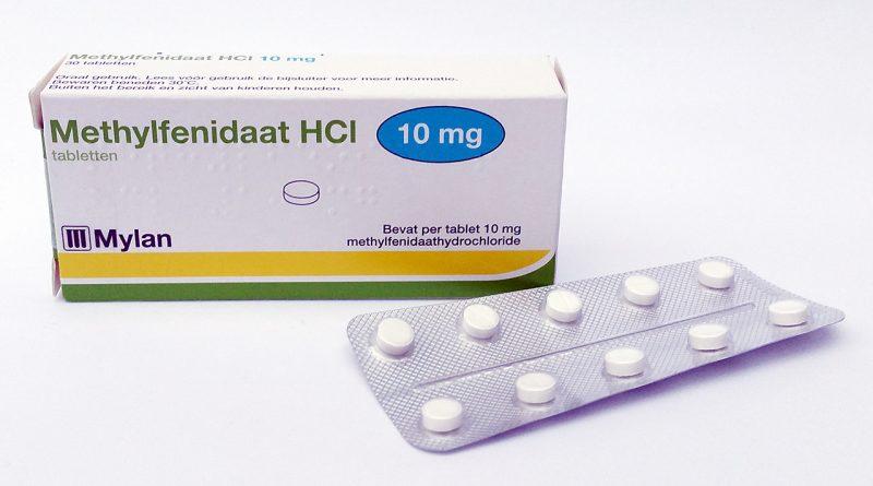 methylfenidaat 10mg