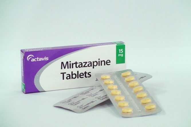 remeron (mirtazapine)